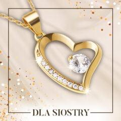 biżuteria dla siostry