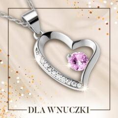 biżuteria dla wnuczki
