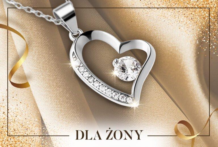 biżuteria dla żony